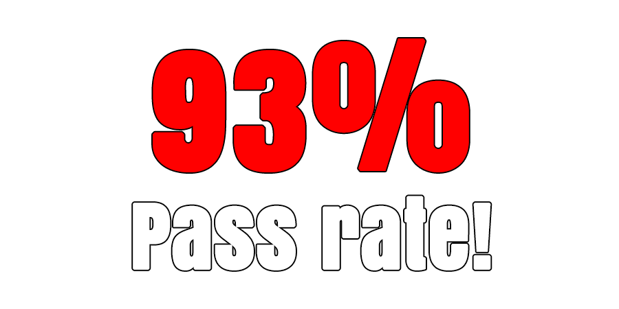 Learn to drive with a high pass rate driving school in Walton!